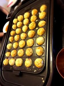 タコ焼き餃子1